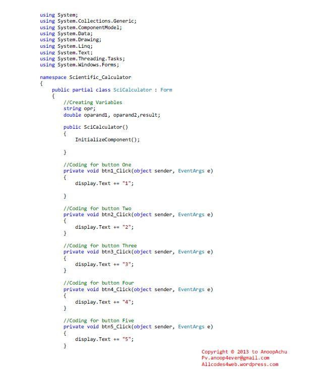 C program to make simple calculator.